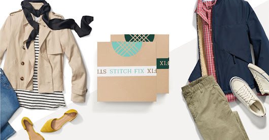 Stitch Fix | Try It On For Size
