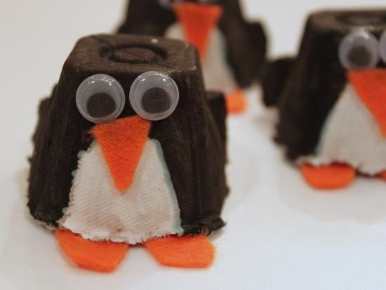 Pinterest winter crafts for preschoolers | ... Carton Penguin | Kids Crafts & Activities for Children | Kiwi Crate
