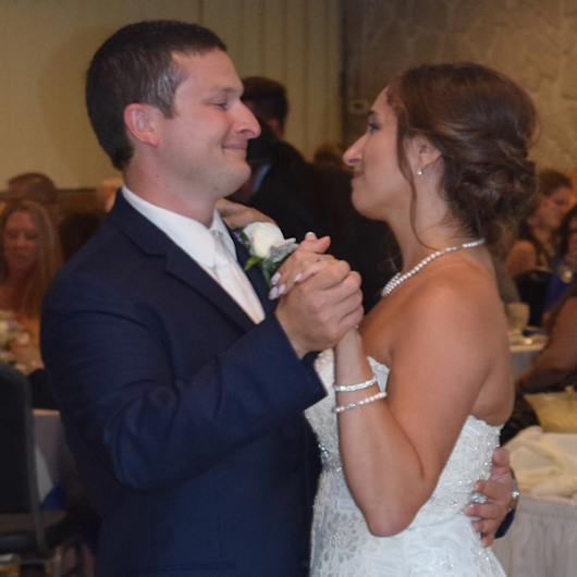 Wedding: Stephanie and Larry at Hart's Hill Inn, Whitesboro, 8/5/17 | Syracuse Wedding DJ | Peter Naughton Productions