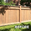 Fence Staining Company - Toronto and GTA - The City Painters