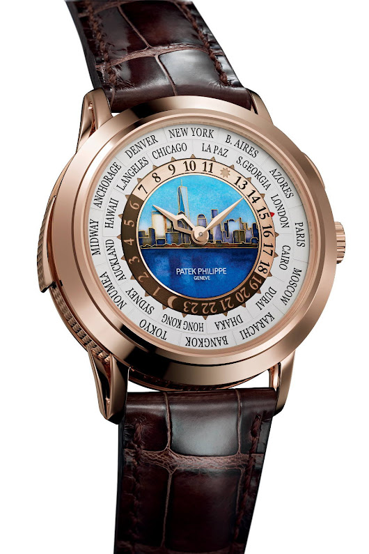 Timeandwatches - Patek Philippe Ref. 5531R World Time Minute Repeater New York 2017 Special Edition
