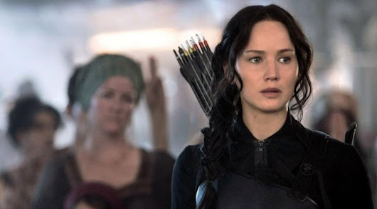 The latest Hunger Games film, Mockingjay, is a blockbuster that hates being a blockbuster.