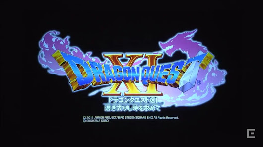 Dragon Quest XI is coming to PS4, 3DS, and Nintendo NX