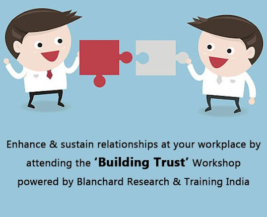 Develop Rock Solid Trust Among Your Peers by Attending Relationship Building Skills Training