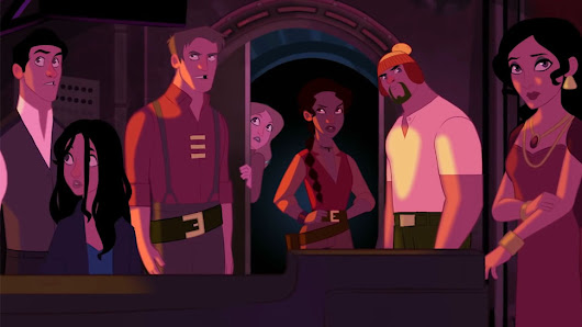 FIREFLY Animated Teaser Is Everything We've Always Wanted | Nerdist