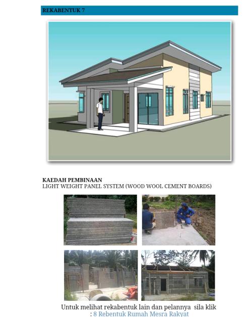 Rumah Mesra Rakyat 2016 Negeri Sembilan - Bukalah r