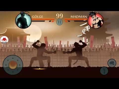Kemik Kırıyoruz - Shadow Fight 2