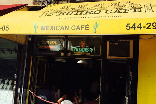 Check Out Our Recent Instagram Pics ! | 5 Burro Cafe – NYC Mexican Restaurant & Bar