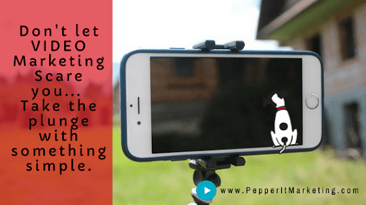 "Why Video might need to become your ""New Thing"" too!"