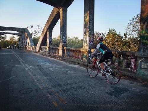 Foxy's Fall Century 2013 Tricia Graffiti Bridge