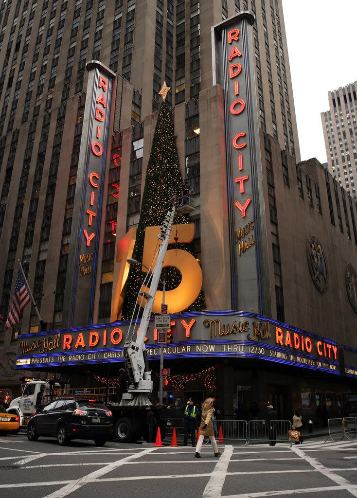 Radio City Music Hall 75