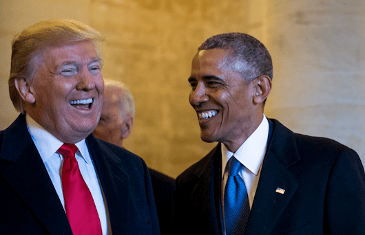Ha! Obama Giving Advice to 2020 Hopefuls on Beating Trump