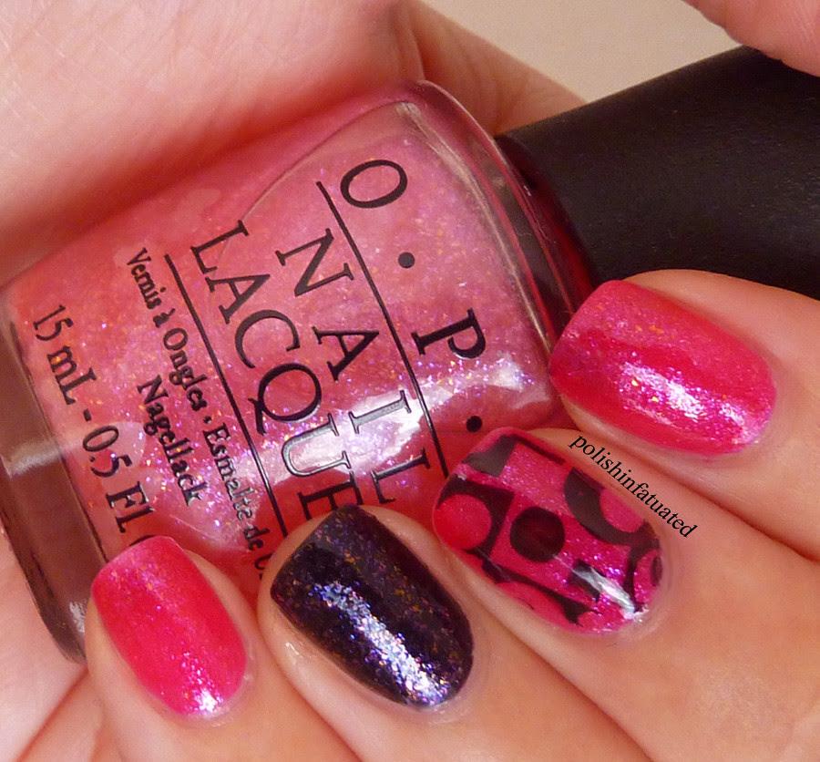 pink, black & stamping2