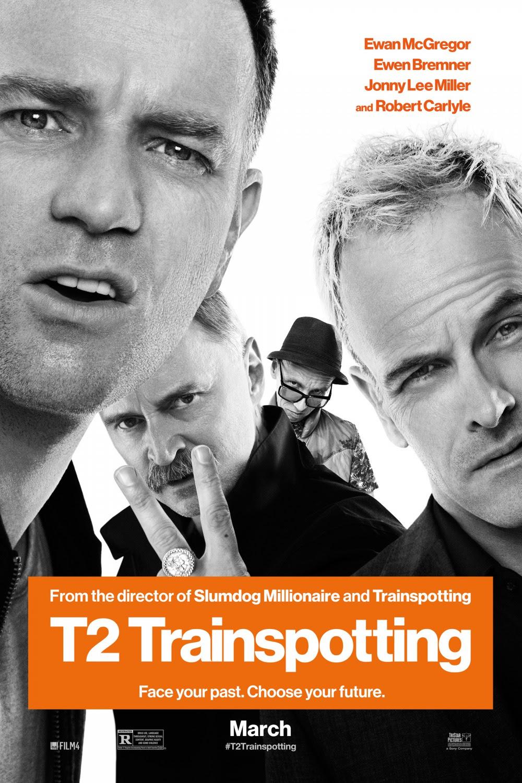 Výsledek obrázku pro t2 trainspotting plakát