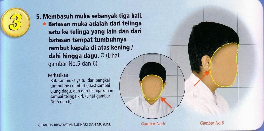 Video Cara Berwudlu Dan Tayamum Yang Sunnah Rasulullah Saw Pdm Kabupaten Kediri Muhammadiyah