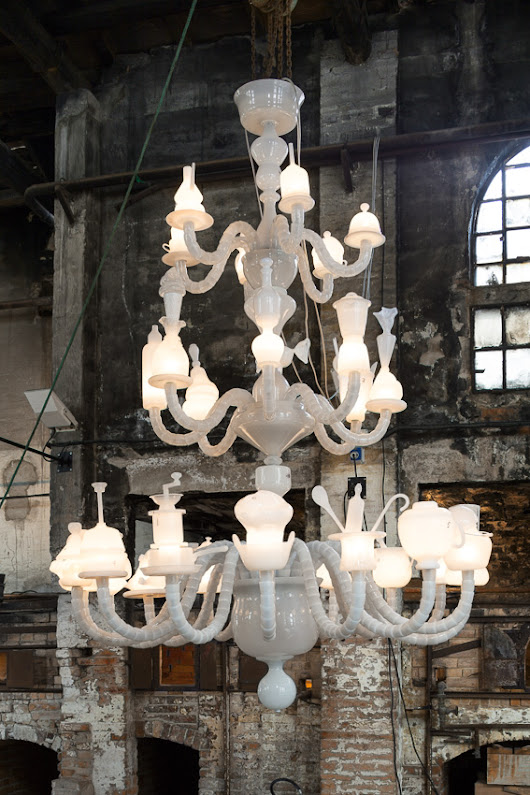A flash of intuition... art and industrial design by Kiki van Eijk