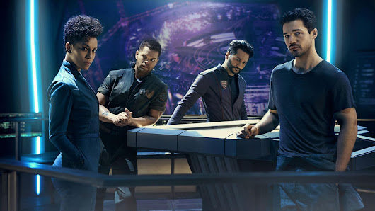 The Expanse has been renewed for a third season