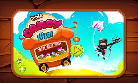 Ninja Candy Slicer – Games on Microsoft Store