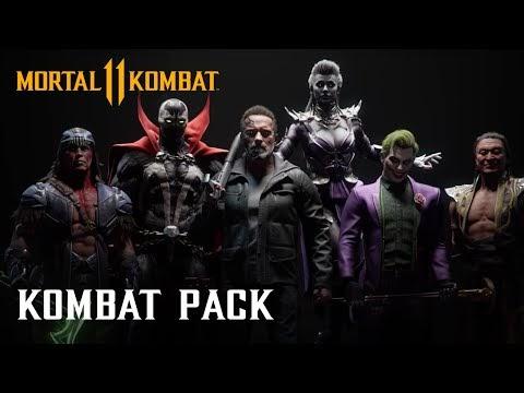 Mortal Kombat 11 adds 3 guest DLC fighters