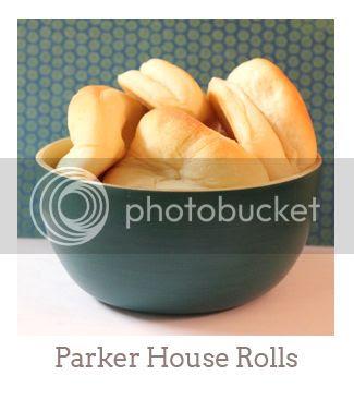 """Parker House Rolls"""