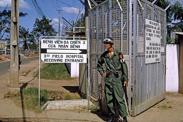 US Army 3rd Field Hospital 65-66 - Bệnh viện Dã chiến 3 của QĐ Mỹ