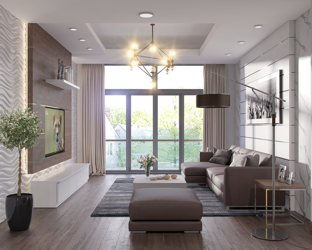 44+ Interior Color Designs Living Rooms Background