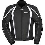 Cortech GX Sport 4.0 Textile Jacket - Black - Small