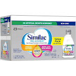 Similac Pro-Advance HMO Ready to Feed Infant Formula 8-Count / 32 fl oz