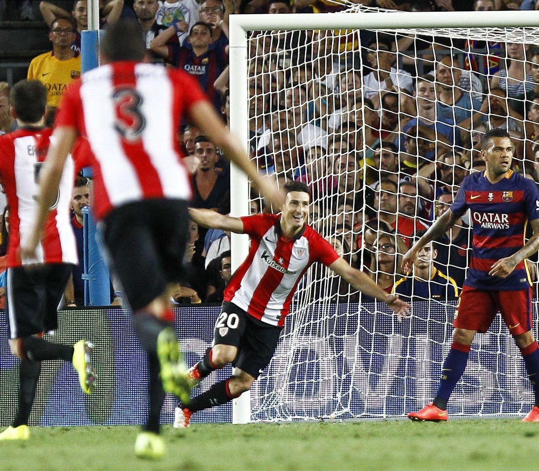 Barcelona vs. Athletic Bilbao: Score, Reaction from 2015 ...