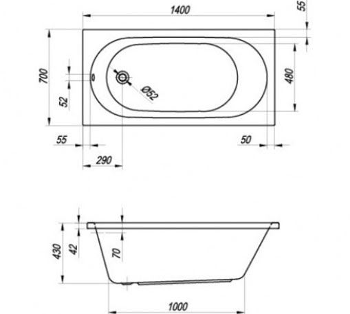Mobili Lavelli: Vasca idromassaggio dimensioni