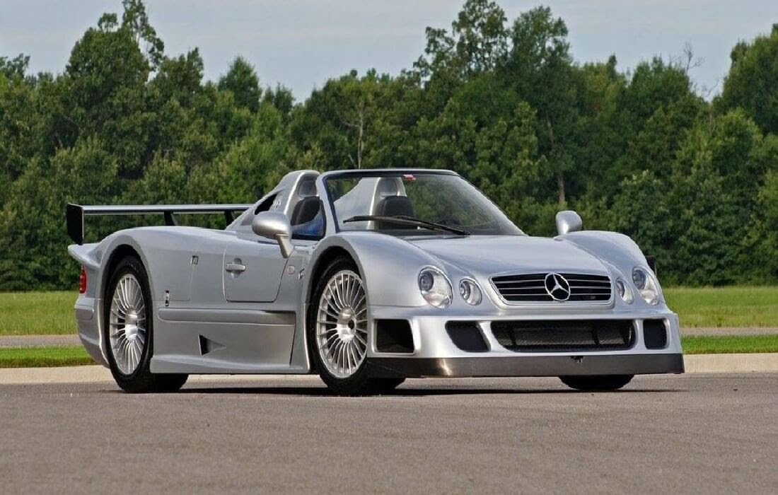 Most Expensive Mercedes in the World - thelistli