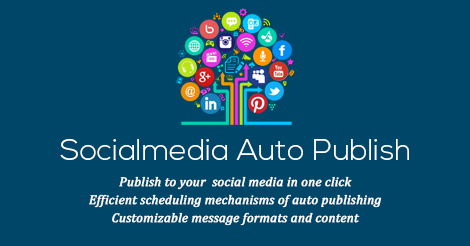 Social Media Auto Publish Free Edition Updated – V 2.0 - XYZScripts Blog