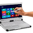 Panasonic Intros Toughbook C2 Convertible Tablet PC Built for Windows 8 Pro | AKSGEEK