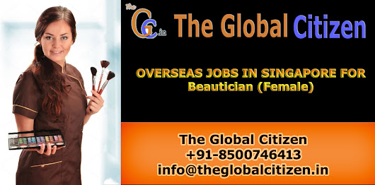 Overseas Job Openings in Singapore for Beautician (Female) | abroadjobs