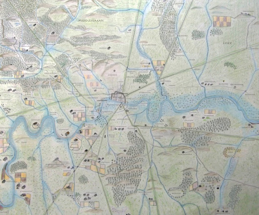 Anglo Saxon London Map: Updated | Londonist