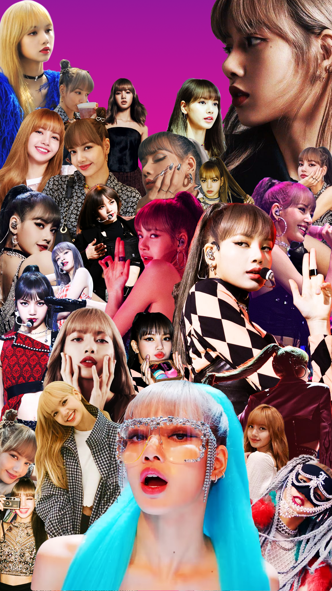 Lisa 壁紙 Android