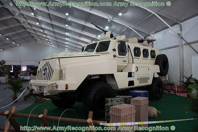 Además de los diversos sistemas de misiles diseñados para el Ejército Real de Tailandia y la Marina, Poly Technologies también está tratando de vender su CS/VP3 Mine-Resistant Ambush Protected blindado de transporte de personal para el reino.