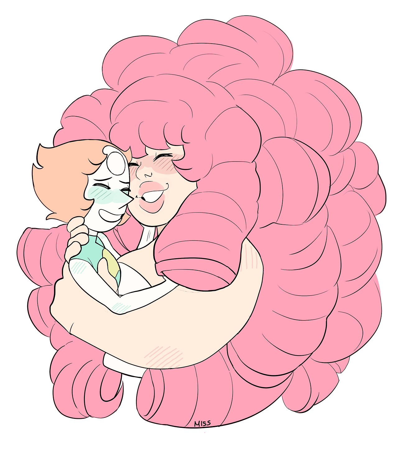 happy pearlroses, the best kind of pearlroses