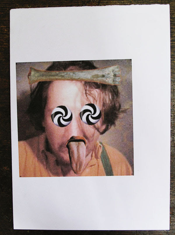 The Psychic Photobooth portrait 2