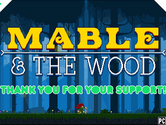 Mable & The Wood by Andrew Stewart —  Kickstarter