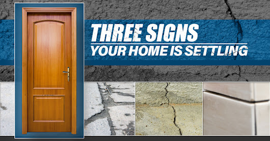 Signs Your Home Is Settling | masterliftok