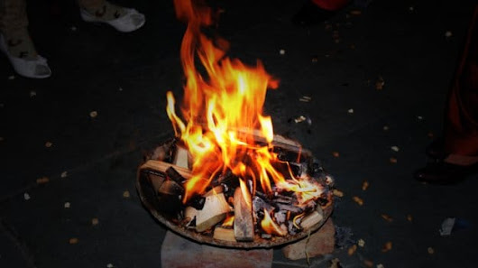 Lohri 2016: How Did the Festival Get its Name? - NDTV Food