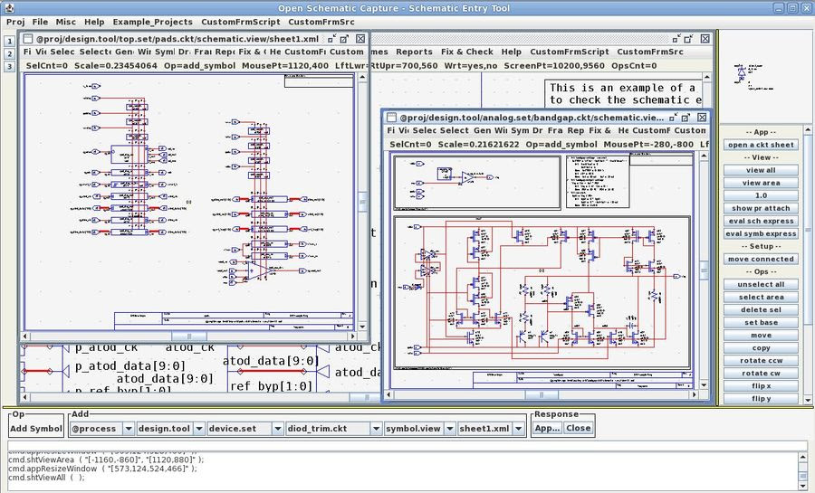 Schematic Diagram Drawing Software