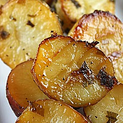 Maple Caramelized Potatoes - IMG_3316 red 1