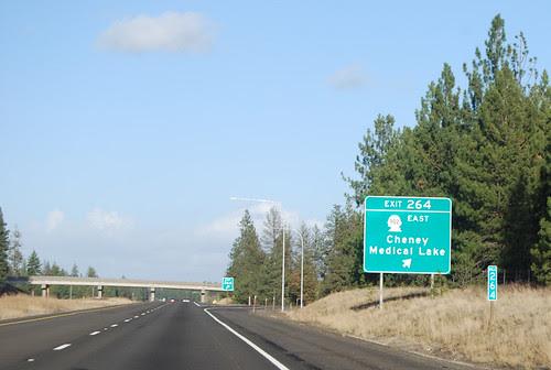 I-90 @ SR 902 west terminus