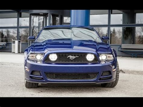ford mustang gt  generation youtube