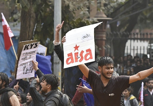 """A Brahmin is always a rapist"": Has the Indian left lost control of its loons?"