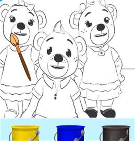 pijamali muzlari boyama oyunu boyama oyunlari