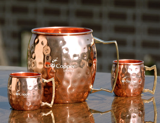 Copper Moscow Mule Mugs - Are Copper Mugs Really Better?