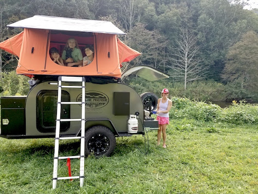 Blue Ridge Expedition Trailers -